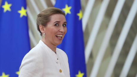 Die dänische Premierministerin Mette Frederiksen, Brüssel, Belgien, 12. Dezember 2019.