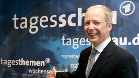 Heutiger WDR-Intendant Tom Buhrow, Hamburg, Deutschland, 29. August 2006.