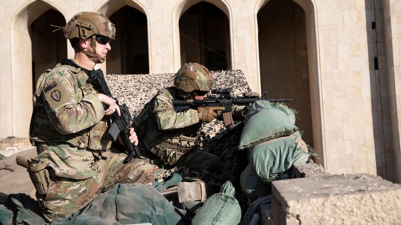 Eskalation im Irak: USA schicken Hunderte Soldaten als Verstärkung