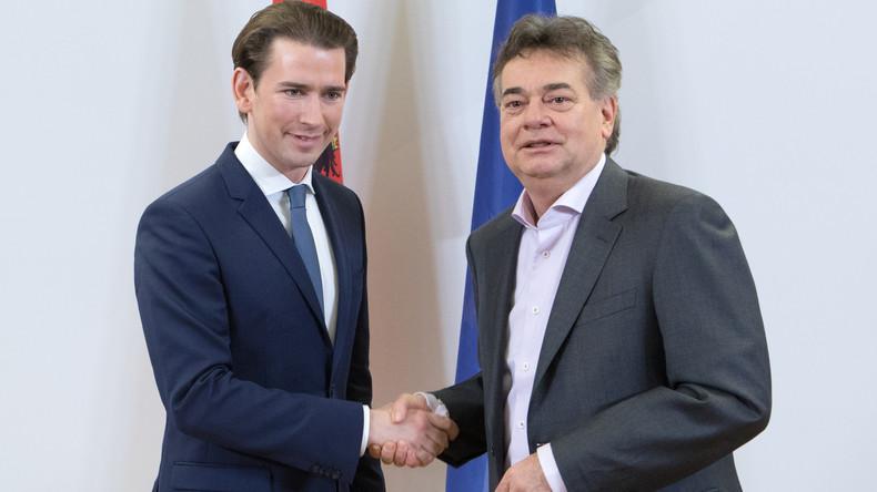 """""""Das Beste aus beiden Welten"""" – Türkis-grüne Koalition in Österreich steht"""