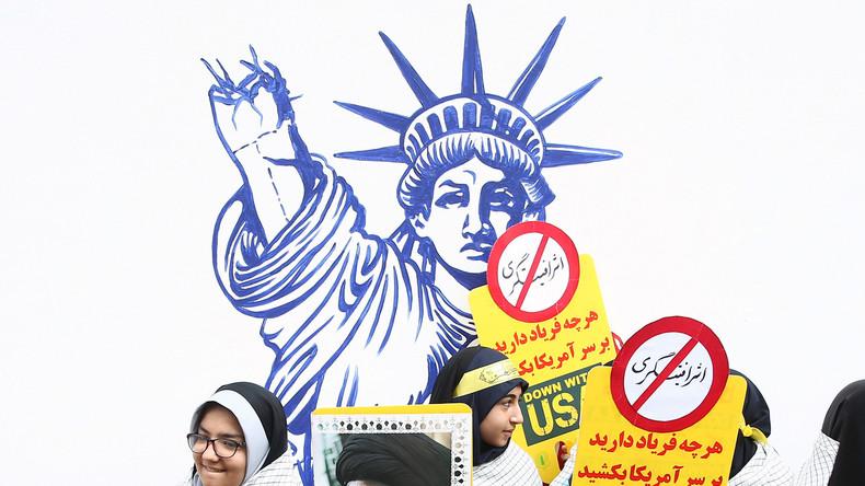 Iranische Führung zu US-Angriffen im Irak: Washington übt Rache für Kampf gegen IS