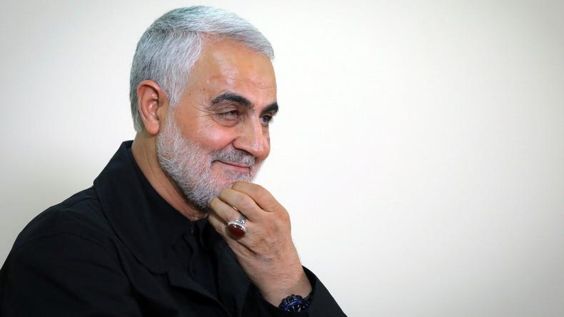 """Teheran droht mit """"schwerer Vergeltung"""": Iranischer Top-General bei US-Luftangriff in Bagdad getötet"""