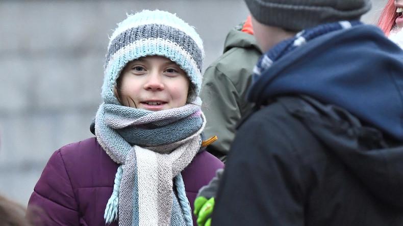 Endlich 17! Greta Thunberg feiert heute Geburtstag