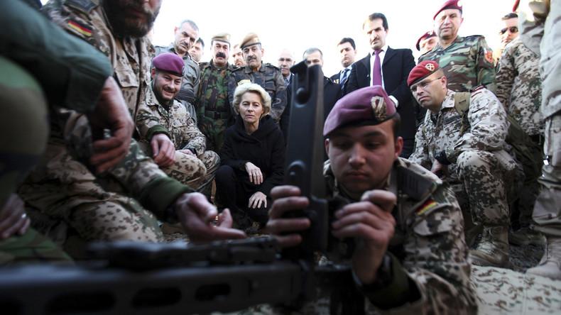 Grüne fordern nach Tötung Soleimanis Aussetzung der Bundeswehrmission im Irak