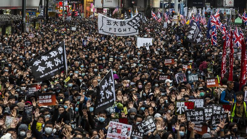 Umfrage in Hongkong: China ist doch nicht so schlimm wie beschrieben