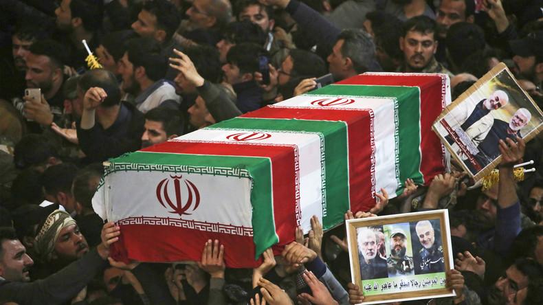 Trumps Befehl zum Neujahrsmord an Soleimani als Dekonstruktion des Russiagate-Narrativs