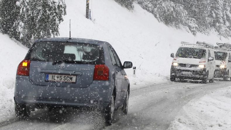 Südtirol: Auto fährt in Menschengruppe – sechs Tote