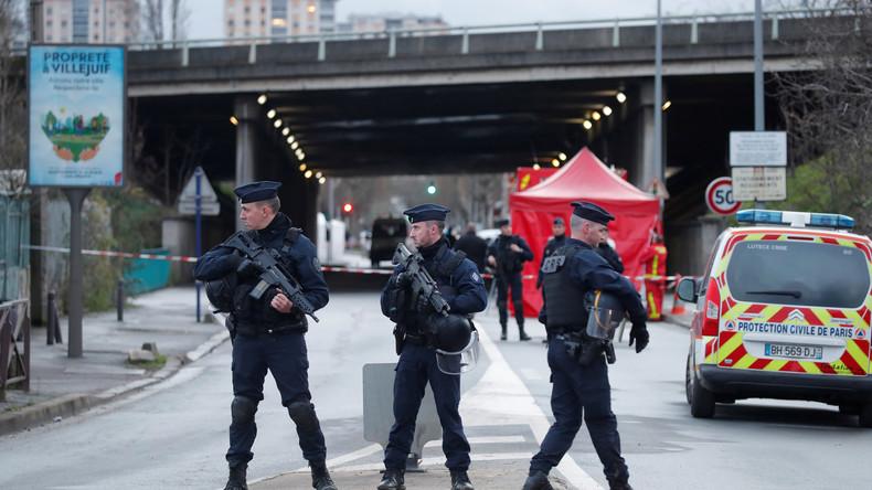 Frankreich: Terrorverdacht nach tödlicher Messerattacke bei Paris