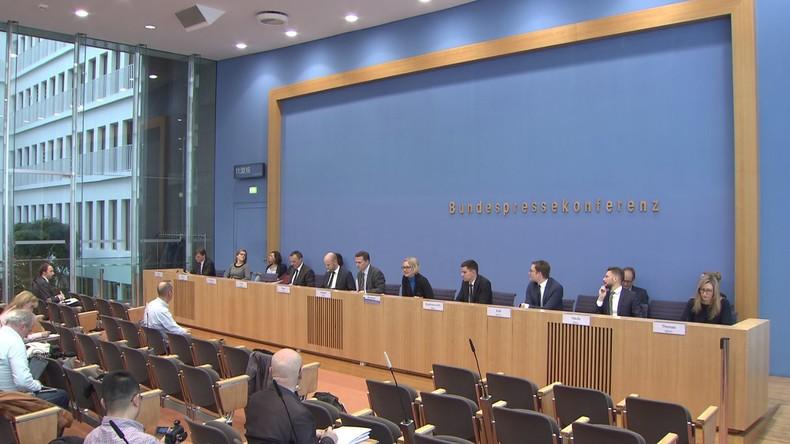 BPK: Welche Rolle spielten US-Basis Ramstein und Deutschland bei Ermordung von Soleimani?