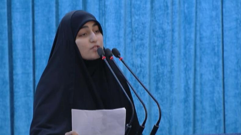 Tochter von Soleimani zu Trump: Du ignoranter Idiot – Das war ein teuflischer, strategischer Fehler