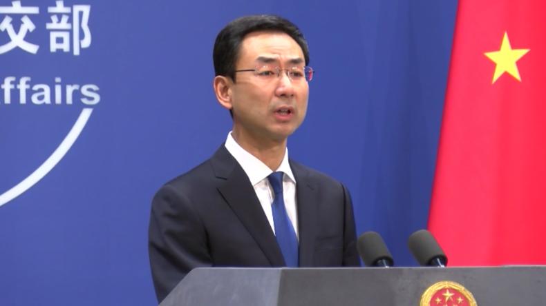 China verurteilt US-Vorgehen gegen Iran scharf: USA sollen militärische Abenteuer sofort einstellen