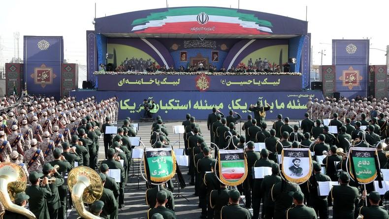Nach Angriffen auf US-Basen: Iranische Armee fordert USA zum Rückzug aus dem Nahen Osten auf