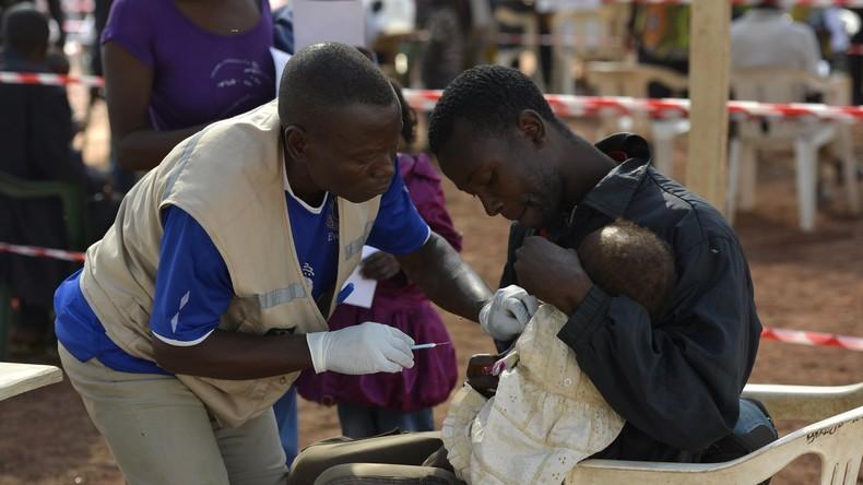 Mehr als 6000 Tote durch Masern im Kongo