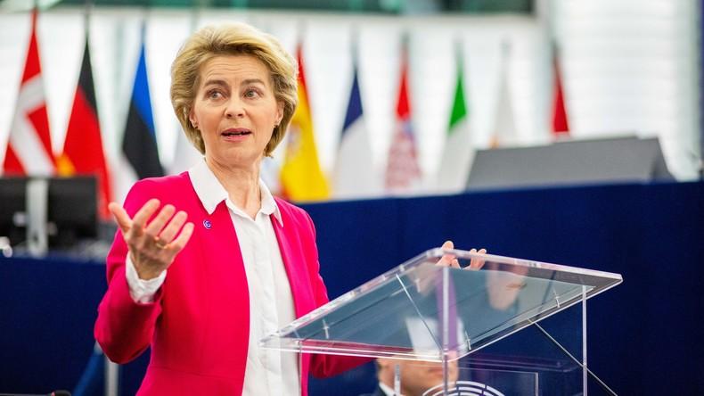 LIVE: EU-Kommissionspräsidentin von der Leyen hält Rede an der London School of Economics