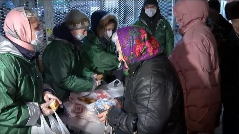 Das ZDF sorgt sich zu Weihnachten um die Armen ... in Russland