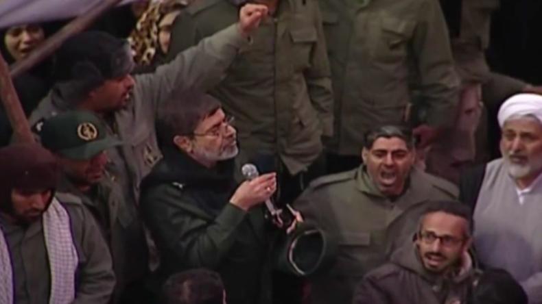 Iran beginnt Racheakt gegen USA: Unsere Raketen starteten zur selben Uhrzeit wie zum Soleimani-Mord