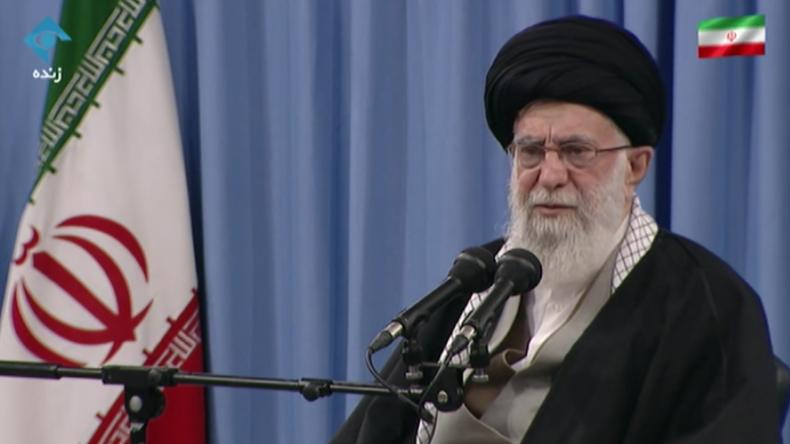 """Chamenei: """"Haben ihnen eine Ohrfeige verpasst"""" – US-Armee muss ganz aus der Region verschwinden"""