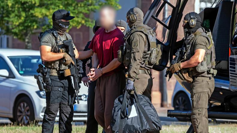 Mordfall Lübcke: Verdächtiger bestreitet tödlichen Schuss und belastet zweiten Verdächtigen