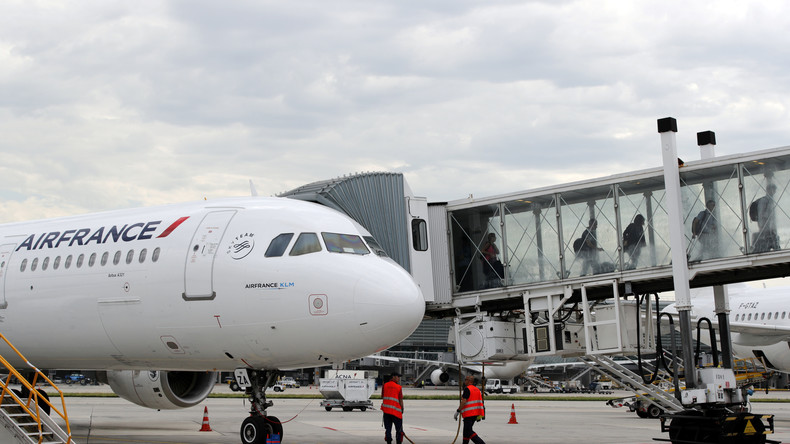 Paris: Totes Kind im Fahrwerk von Air-France-Maschine entdeckt