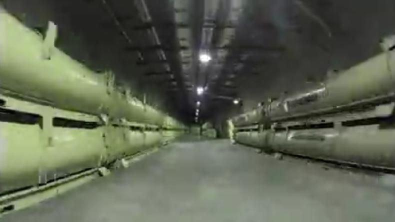 Angriff auf US-Basen: Iranisches Staatsfernsehen zeigt militärisches Tunnelsystem