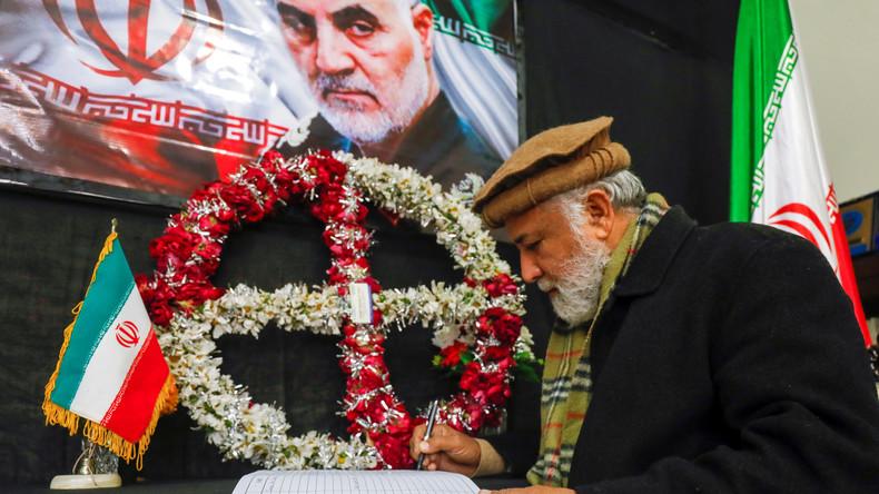 Pakistan fordert internationalen Dialog zum Abbau der Spannungen zwischen USA und Iran