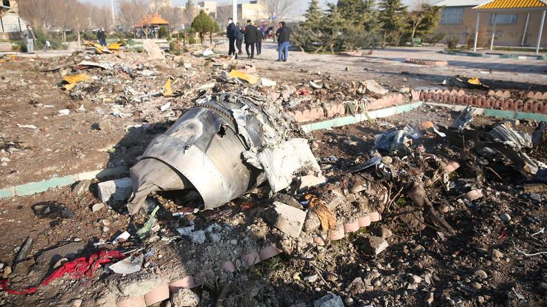 Technischer Defekt oder Raketentreffer? Offene Fragen zum Flugzeugabsturz im Iran