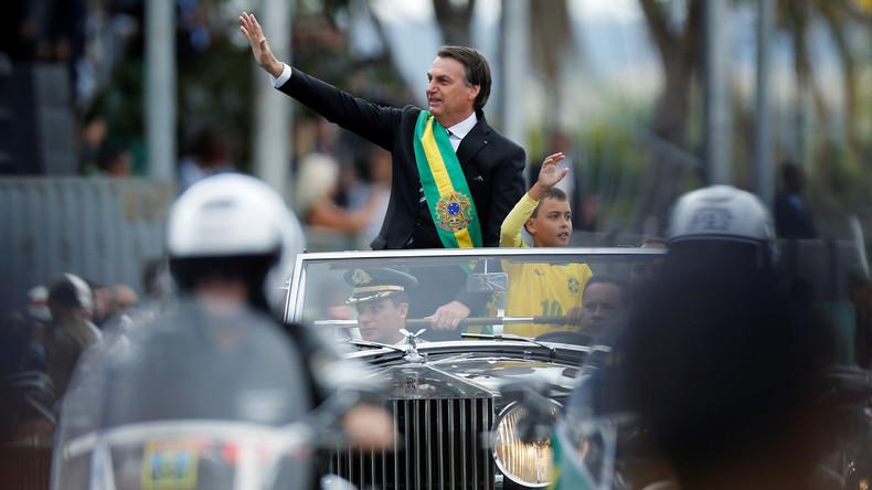 Brasilien und die Menschenrechte im ersten Regierungsjahr von Jair Bolsonaro