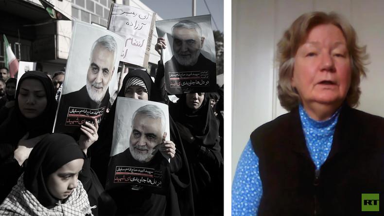 Was die Syrer vom USA-Iran-Konflikt halten – Karin Leukefeld berichtet aus Damaskus (Video)