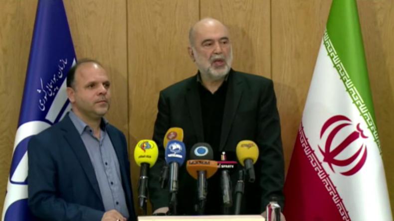 """Video soll """"Flugzeugabschuss"""" in Teheran zeigen – Iran kontert: Wissenschaftlich nicht haltbar"""