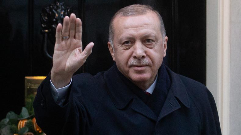 Erdoğan will türkische Schulen in Deutschland eröffnen