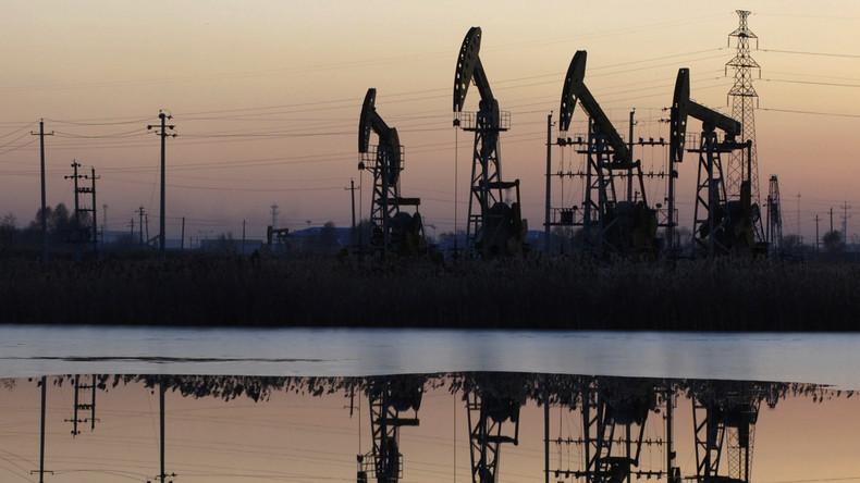 China öffnet Öl- und Gassektor für ausländische Firmen