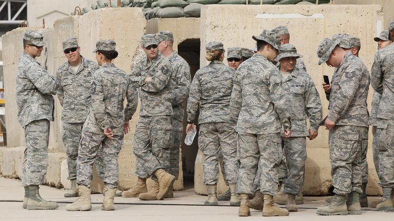 """Washington übergeht Forderung seines """"Partners"""" – Truppen bleiben im Irak"""