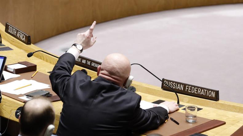 UN-Sicherheitsrat billigt reduzierte grenzüberschreitende Hilfslieferungen an Syrien
