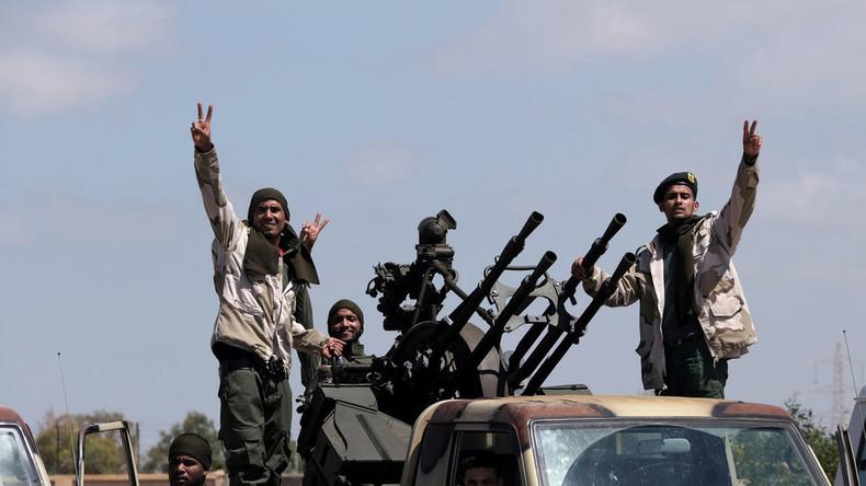 Libyen: Waffenruhe im Rahmen der Initiative Russlands und der Türkei