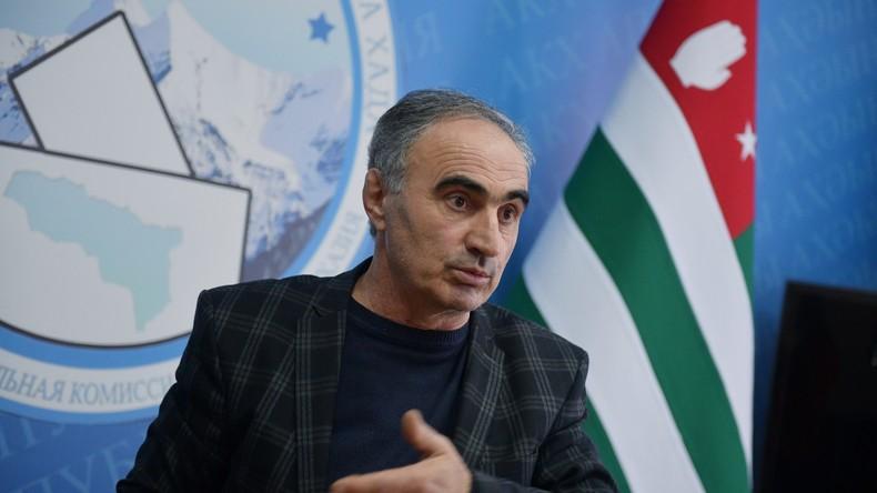Nach Protesten in Abchasien: Wahlkommission ordnet Wiederholung der Präsidentschaftswahlen an