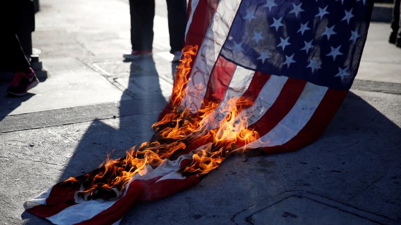 Vorhaben der Großen Koalition: Bei Verbrennen ausländischer Flaggen droht Haft