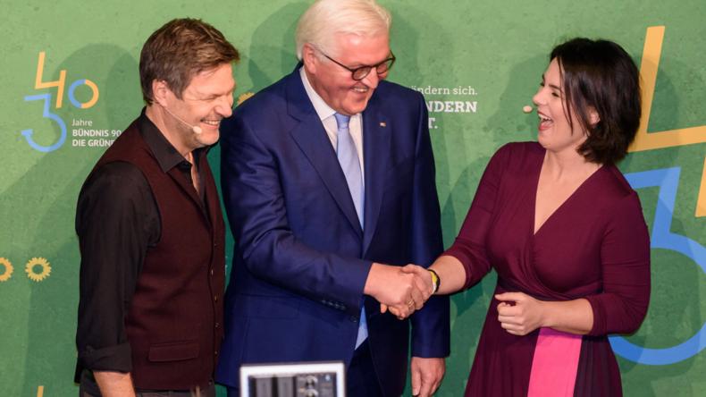 #40JahreGrüne: Glückwünsche und Tadel zum 40. Geburtstag der Grünen
