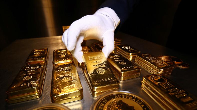Goldman Sachs: Die Superreichen der Welt horten physisches Gold in geheimen Bunkern