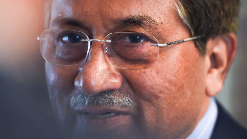 Pakistanisches Gericht hebt Todesurteil gegen Ex-Präsidenten Musharraf auf