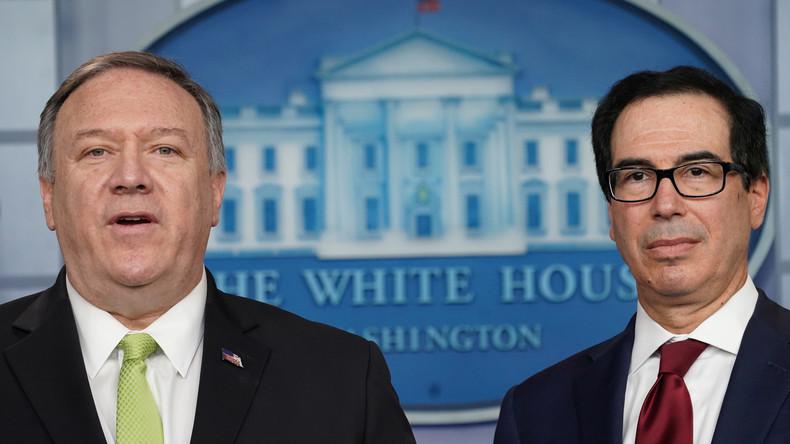 Washington gegen den Iran und – den Rest der Welt (Video)