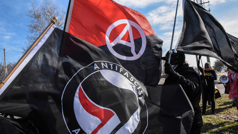 Kanada: Antifa verhindert Veranstaltung an Universität (Video)