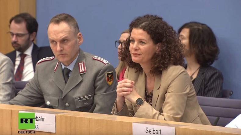 """BPK zur US-Entscheidung, gegen Willen des Irak Truppen im Land zu belassen: """"Widdewiddewitt ..."""""""
