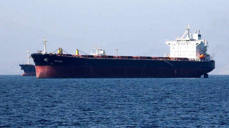 """US-Druck auf China: """"Kauft kein iranisches Öl, oder es folgen weitere Sanktionen"""""""