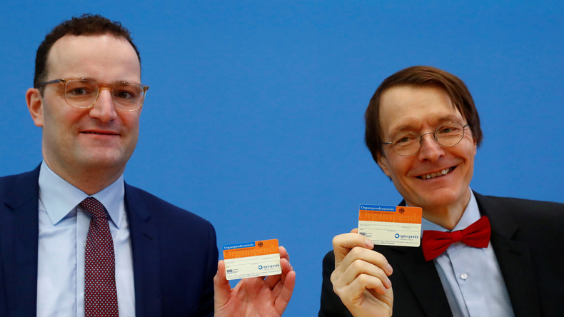 Bundestag entscheidet über umstrittene Widerspruchslösung zur Organspende