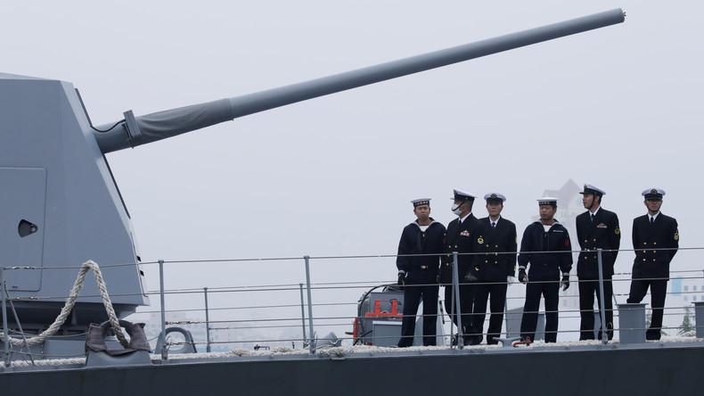 Japan entsendet Zerstörer und Patrouillenflugzeuge in den Nahen Osten