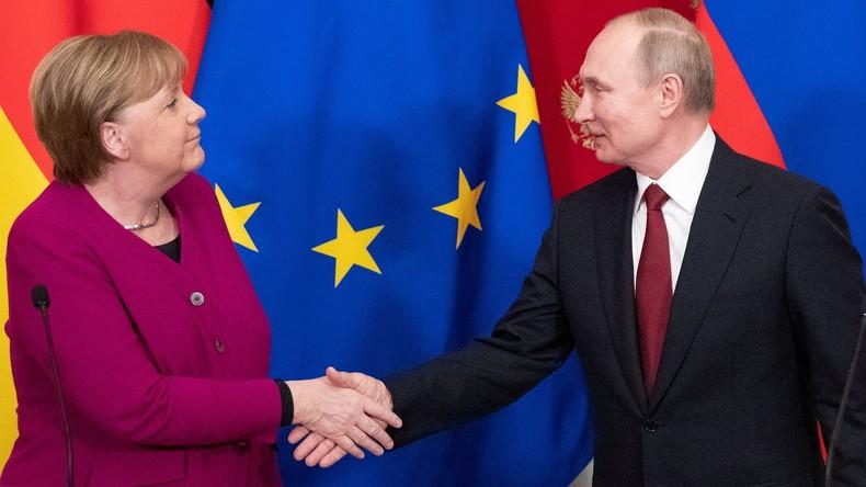 Multipolare Welt in Aktion: Berlin im Nahen Osten zunehmend auf Russland angewiesen