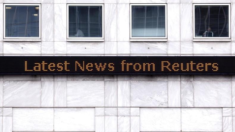 Nachrichtenagentur als Propagandawaffe: Großbritanniens Geheimfinanzierung von Reuters