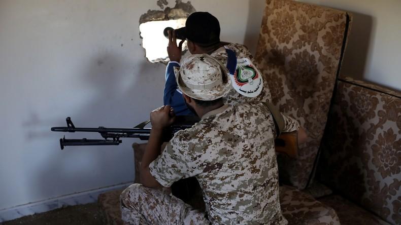 Libyen: Haftar-Vertrauter verkündet Wiederaufnahme militärischer Offensive