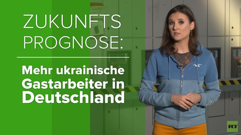 Warum ukrainische Gastarbeiter sich künftig von Russland gen Deutschland wenden