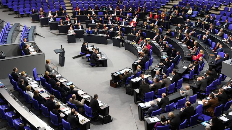 LIVE: 139. Sitzung des Deutschen Bundestags – Lage in Nahost, Verunglimpfung der EU, Bundeswehr